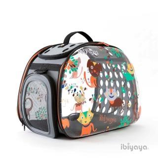 【IBIYAYA依比呀呀】透明膠囊寵物提包-DOG/CAT(FC1220)