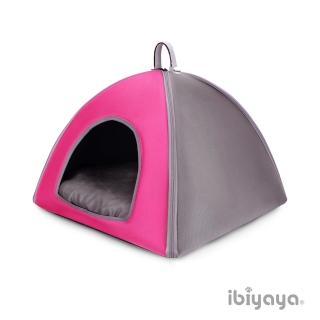 【IBIYAYA依比呀呀】三角寵物窩-XL-粉(FB1206)