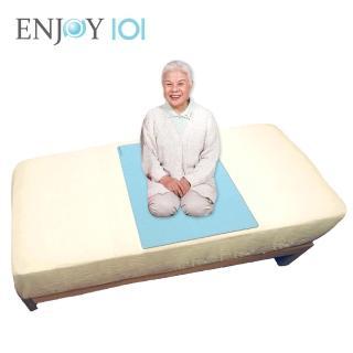 【ENJOY101】矽膠布防水保潔看護墊/防尿墊(90x60cm)