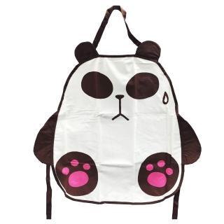 【小克聾貓】圍裙(Panda-a-panda)