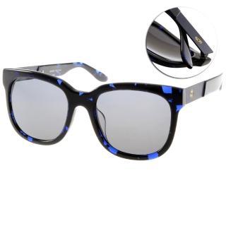 【Go-Getter太陽眼鏡】基本百搭款眼鏡(藍琥珀#GS1008 BLDE)
