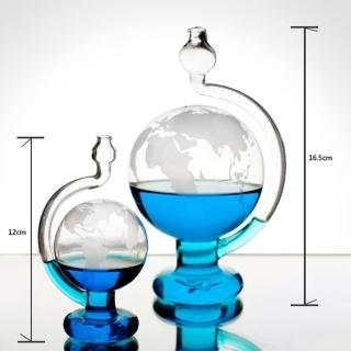 【Mr.sci 賽先生科學】玻璃氣壓球晴雨儀(迷你版)