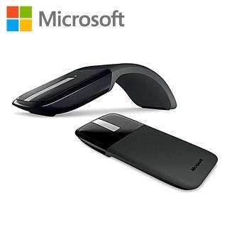 【微軟】Microsoft Arc Touch 滑鼠 /黑色(RVF-00054)