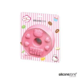【Siliconezone】施理康Hello Kitty天使戚風蛋糕模