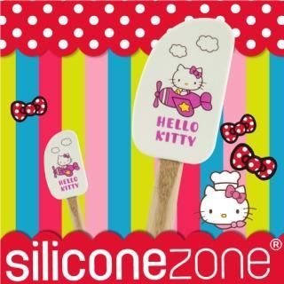 【Siliconezone】施理康Hello Kitty奶油刮刀(白色)
