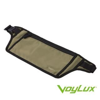 【VoyLux 伯勒仕】頂級極緻系列 超服貼身防搶包(1680713-綠色)