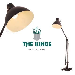 【THE KINGS】Utopia烏托邦主義復古工業立燈