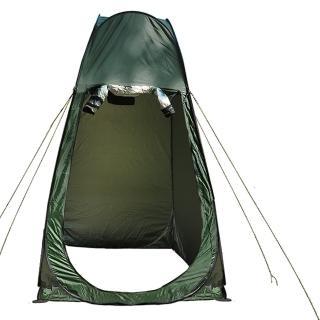 【DIBOTE迪伯特】多用途彈開式 拋開式 更衣帳篷(附收納袋)