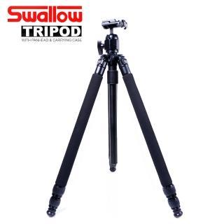【Swallow】AL-666 鋁合金三節式腳架(公司貨)