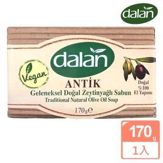【土耳其dalan】頂級76%橄欖油傳統手工皂(170g)