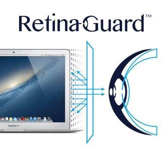 ~RetinaGuard~視網盾Macbook 13吋 防藍光保護膜 2010~2017 Air  Pro 皆