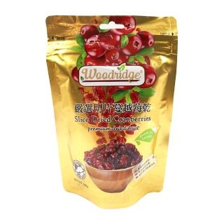 【森之果物】切片蔓越莓(200g)