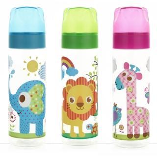 【貝喜力克】一般口徑PP奶瓶250ml(奶嘴S -4入組)