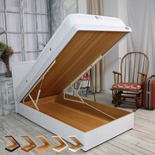 【時尚屋】格頓3尺寬版尾掀單人床-五色可選-不含床頭櫃-床墊-床頭片(1WG5-304A)