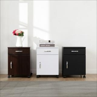 【BuyJM】防潑水多用途一門一抽附輪活動櫃/檔案櫃