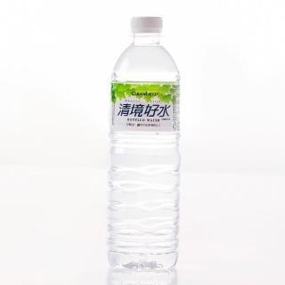 【清境】好水600ml(24瓶/箱)