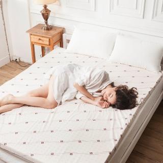 【戀家小舖】頂級天然乳膠床墊5CM(雙人5x6.2尺)