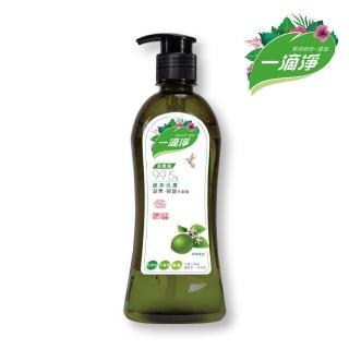 【一滴淨】蘆薈多酚洗碗精 檸檬精油(450g)