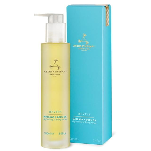 【AA】明煥按摩潤膚油 100ml(Aromatherapy Associates)