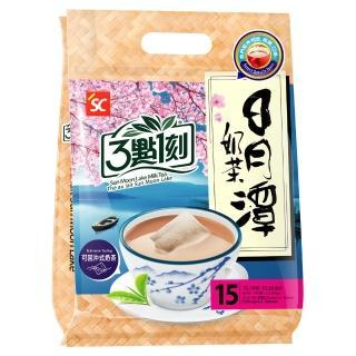 【3點1刻】世界風情 日月潭奶茶(15入/袋)