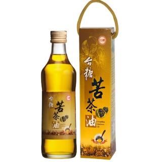 【台糖】苦茶油(500ml/瓶)