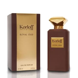 【Korloff】PRIVATE ROYAL OUD 赭鑽神話男性淡香精(88ml)