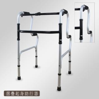 【舞動創意】仲群維機械式助行器-未滅菌-ㄇ型起身式五段調整助行器(標準版-GT6008)