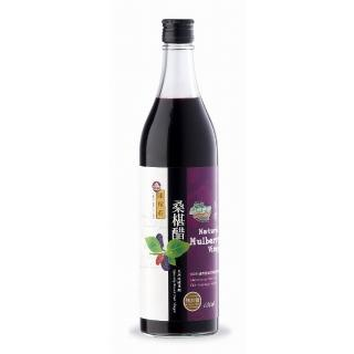 【義昌生技】陳稼莊桑椹醋-無糖/600ml(桑椹醋)