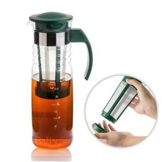 【日本 HARIO】冷熱兩用泡茶壺 1200ml(HCC-12DG)