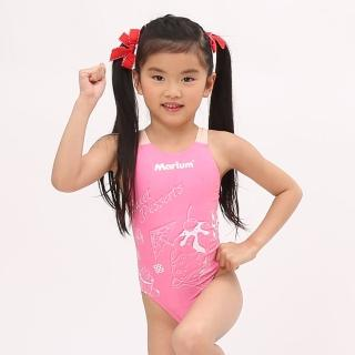 【≡MARIUM≡】小女競賽型泳裝(MAR-6015WJ)