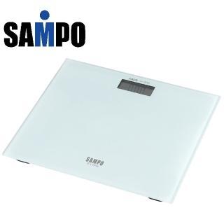 【SAMPO聲寶】溫度顯示超薄電子體重計(BF-L2001ML)/