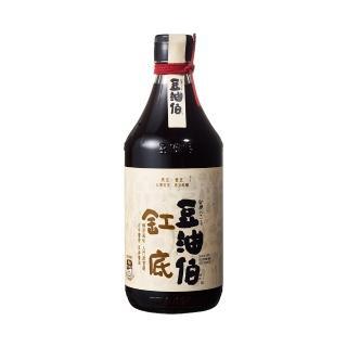 ~豆油伯~缸底醬油500ml 在地農民契作非基改黃豆 黑豆 小麥~