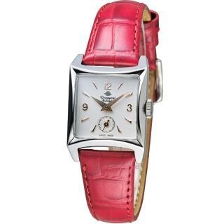 【玫瑰錶 Rosemont】戀舊系列時尚腕錶(TN007-SW-RD)