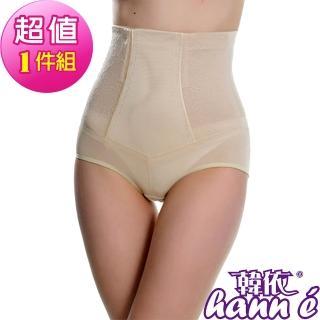 【韓依 HANN.E】完美女人機能按摩強塑褲(塑身褲瘦身褲熱銷組1381)