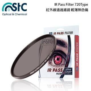 【STC】Ultra Layer IR Pass Filter 720nm 紅外線濾鏡(77mm)