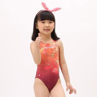 【≡MARIUM≡】小女競賽型泳裝(MAR-6007WJ)
