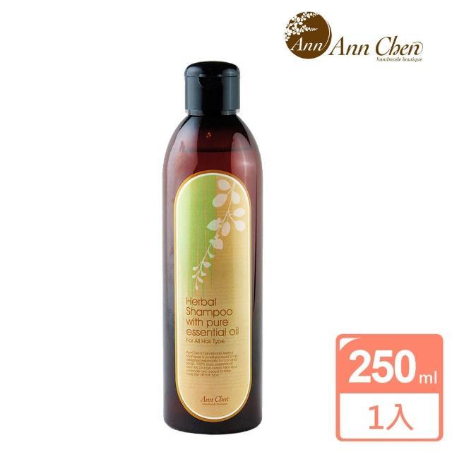 【陳怡安手工皂】複方精油洗髮露248ml(一般)