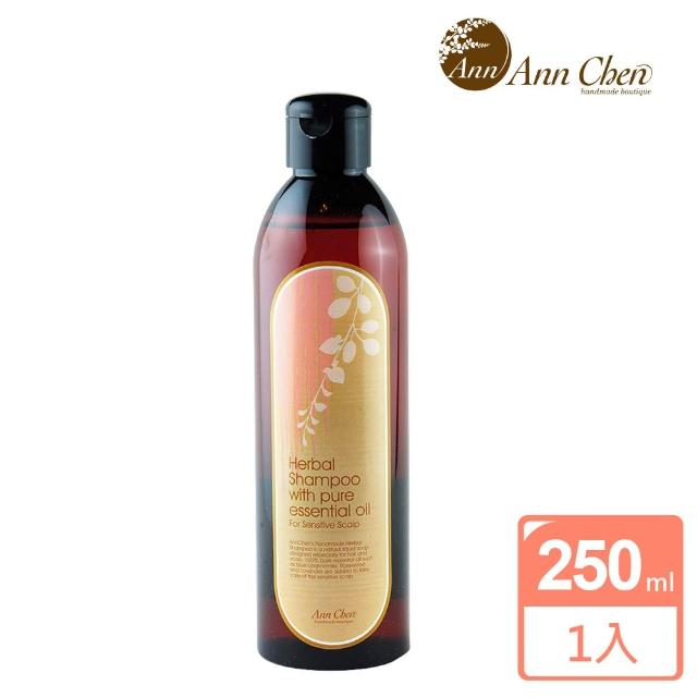 【陳怡安手工皂】複方精油洗髮露248ml(柔淨)