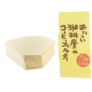 【日本 三洋】2人份無漂白101咖啡濾紙 200張