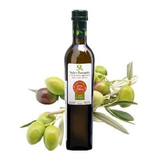 【Soler Romero】莎蘿瑪百年莊園-冷壓初榨橄欖油(250ml/瓶)