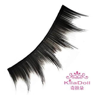 【KilaDoll】濃密尖尾款-型號XY14(10對入)