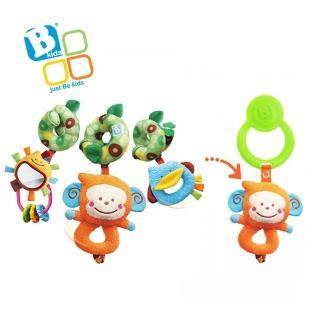 英國《Bkids》新好朋友 3in1 吊飾玩具