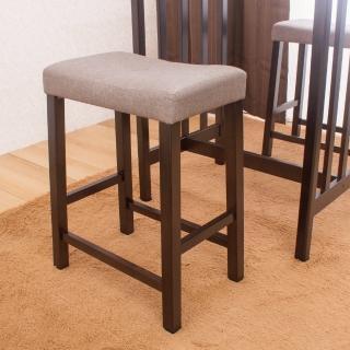【AS】芭布斯吧檯椅-45x29x60cm(二入組)