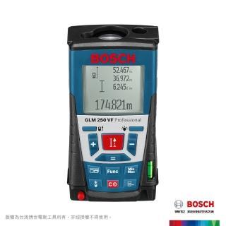 【BOSCH 博世】雷射測距儀(GLM 250 VF)
