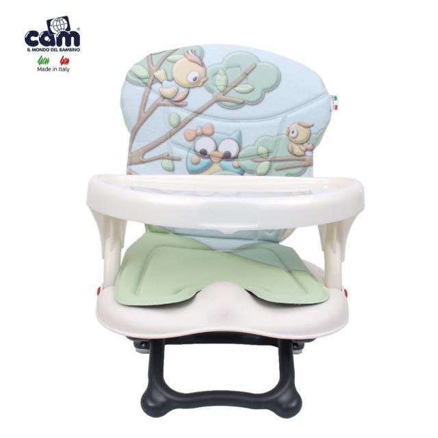【義大利 CAM】可攜式輕便餐椅(森林)超值推薦