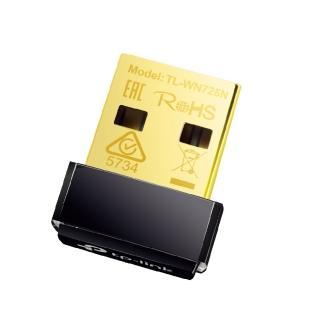 【TP-Link】TL-WN725N 超微型150Mbps  wifi網路USB無線網卡
