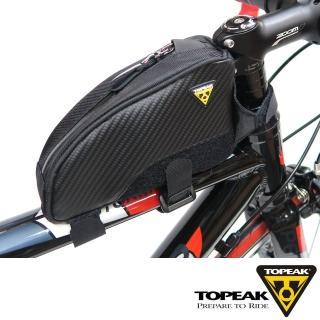 【TOPEAK】Fuel Tank M-中 加大型上管袋(黑色)