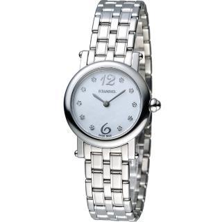 【Standel Luxury】詩丹麗 60週年紀念款 頂級真鑽系列(6S1604-121S-WM)