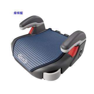 【Graco】幼兒成長型輔助汽車安全座椅 COMPACT JUNIOR(線條藍/點點風/卡通車)