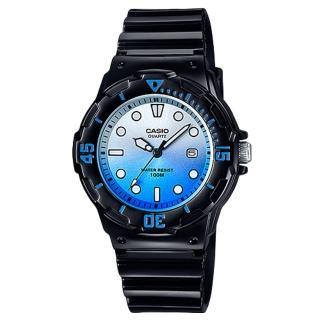 【CASIO 卡西歐】潛水風格-學生/ 青少年指針錶_鏡面3.4cm(LRW-200H)